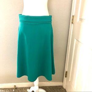 LuLaRoe Azure Green Sz XL